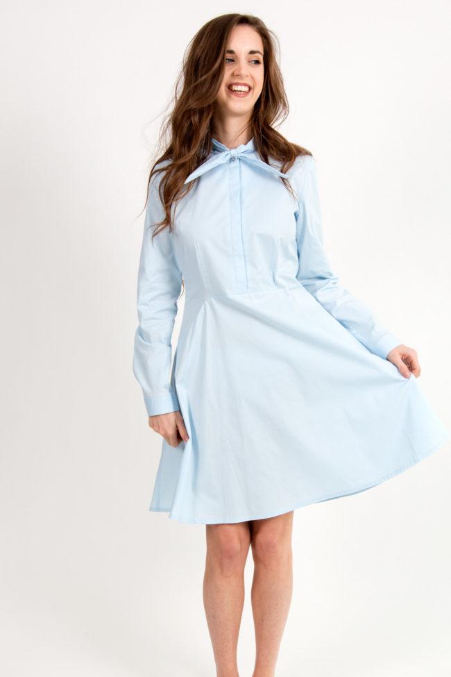 Robe bleu Alinta 3