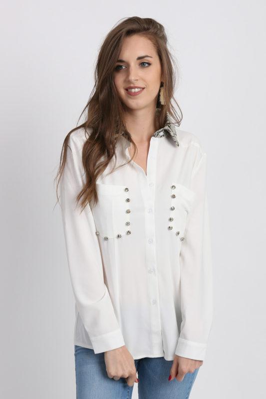 chemise blanche originale