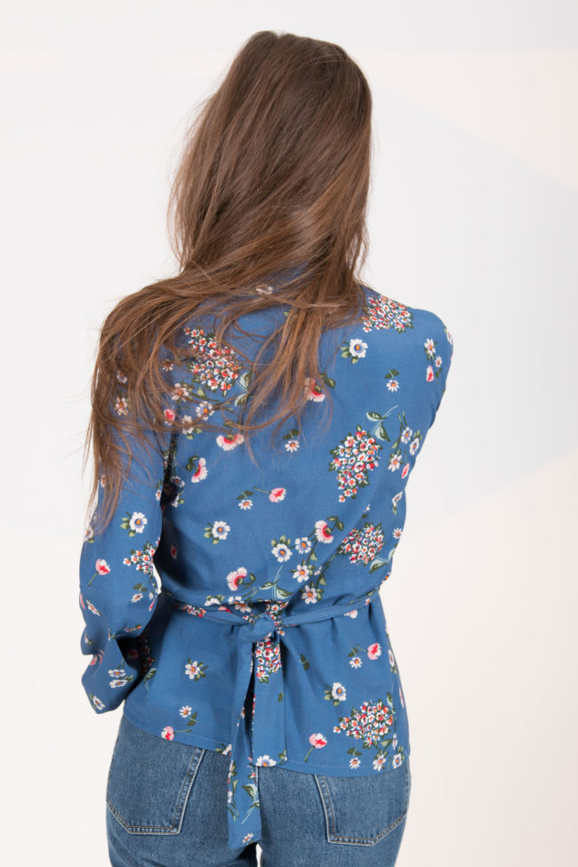 blouse jane wood