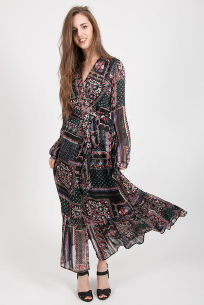 robe cache coeur