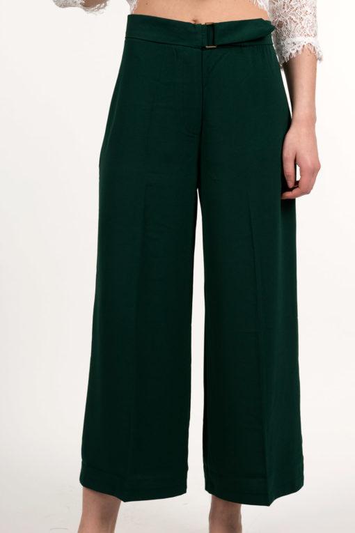 jupe culotte green