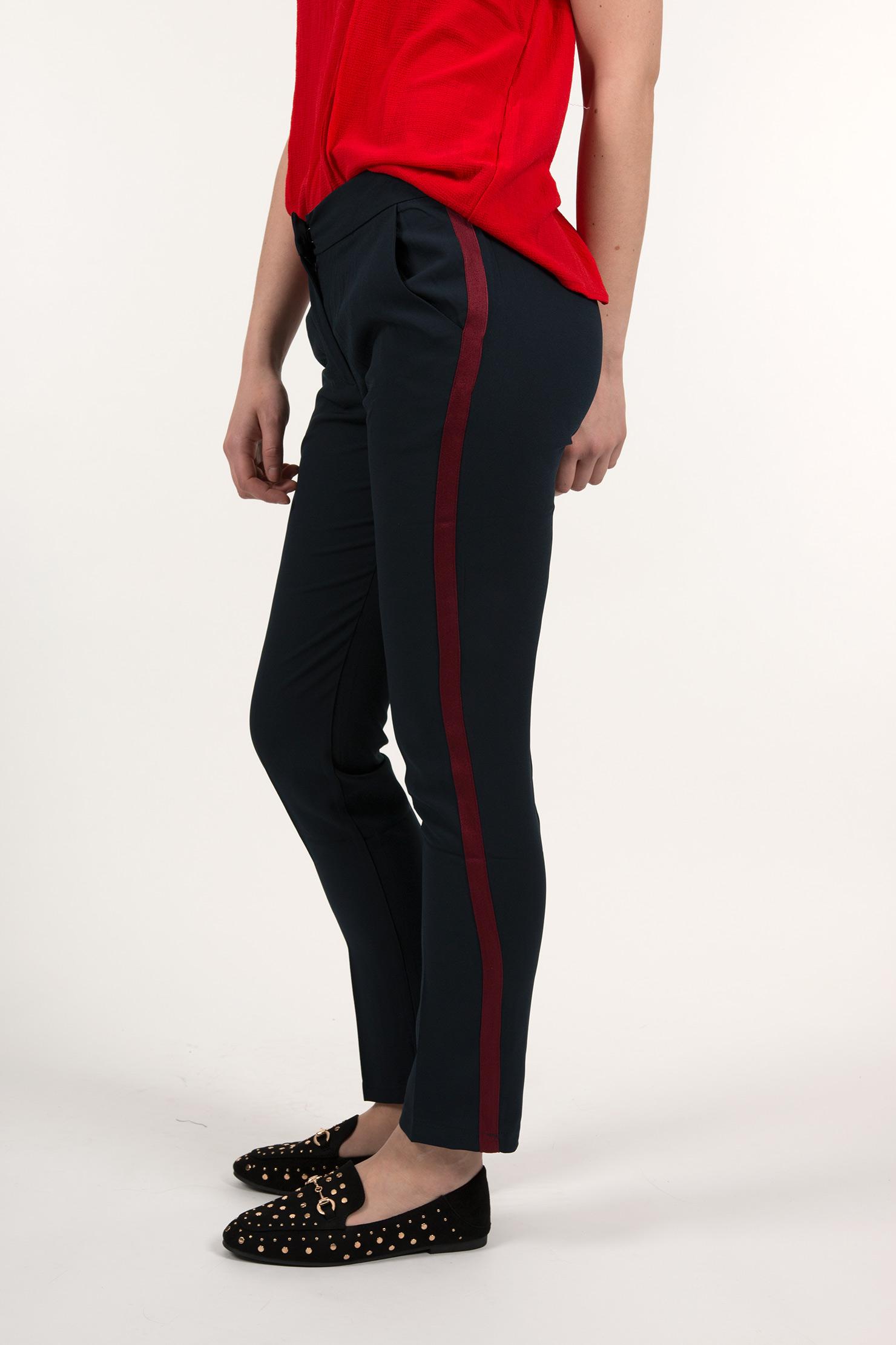 nouveau produit 5da35 9a2f8 Pantalon PIERROT red Muse Paris - Nowe-Store.com