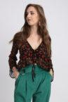 blouse a nouer