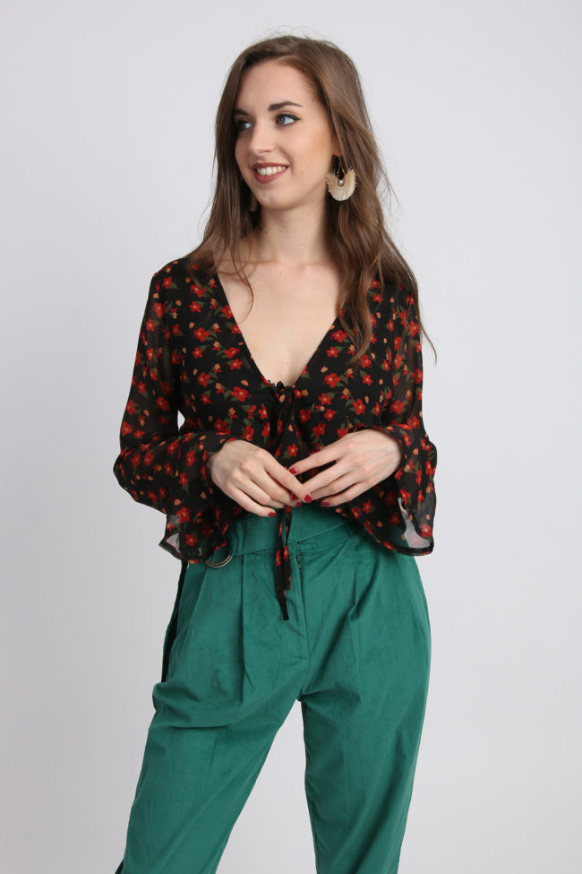 blouse payphone