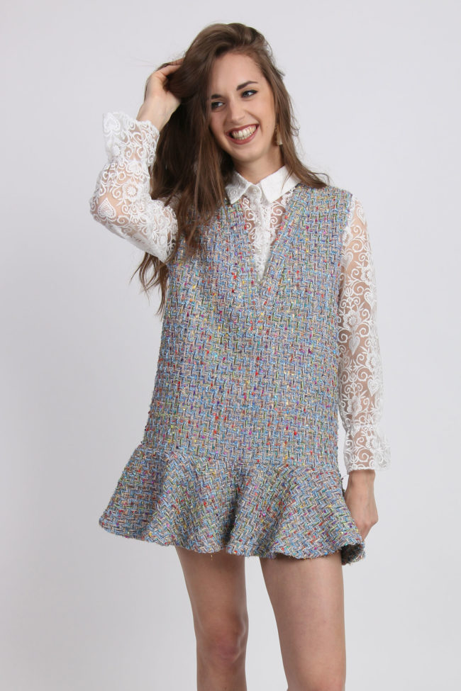 robe tweed sister jane