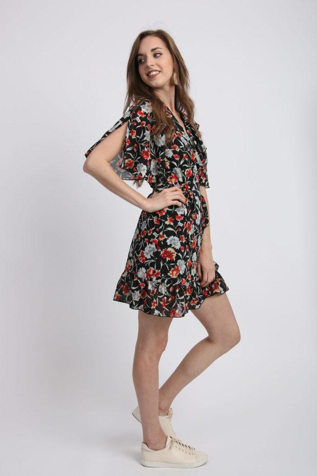robe ghospell a fleurs