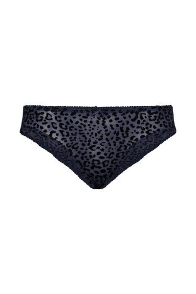culotte imprimé leopard