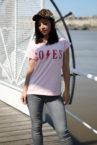 t shirt rose