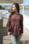 blouse almia