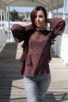 blouse almia ichi