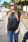 blouse jilisa noir