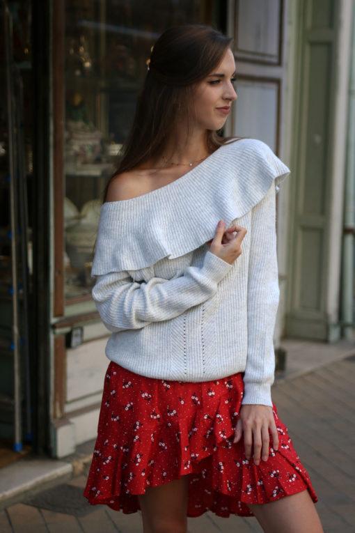 pull en laine damon