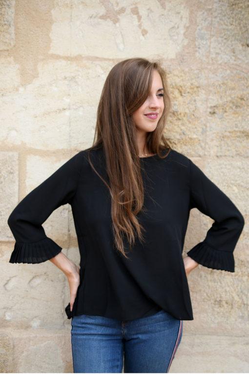blouse noire Palace 2