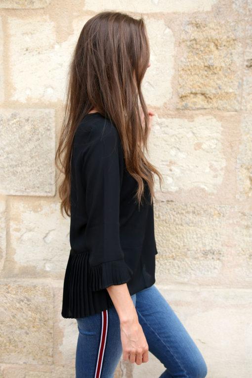 blouse noire Palace 3