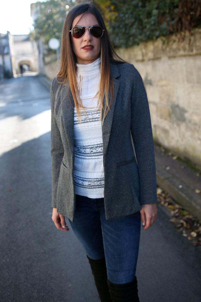 blouse dentelle 3