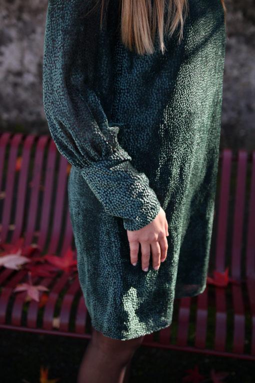 robe plumetis 4